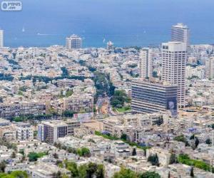Puzle Tel Aviv, Israel