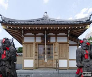 Puzle Templo budista