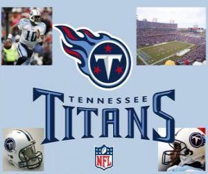 Puzle Tennessee Titans