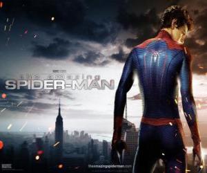 Puzle The Amazing Spider-Man, O Espetacular Homem-Aranha ou O Fantástico Homem-Aranha