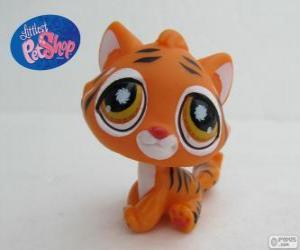 Puzle Tigre da Littlest PetShop