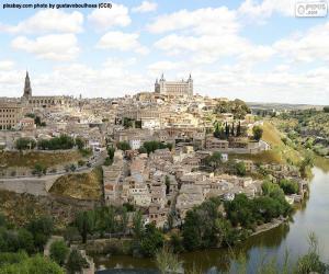 Puzle Toledo