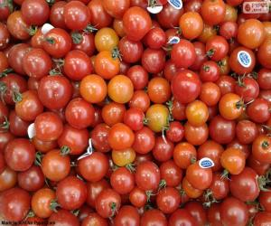Puzle Tomates maduros