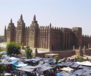 Puzle Tombuctu, Mali