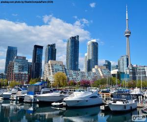 Puzle Toronto, Canadá