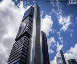 Puzle Torre Cepsa, Madrid