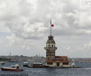 Puzle Torre de Leandro, Turquia
