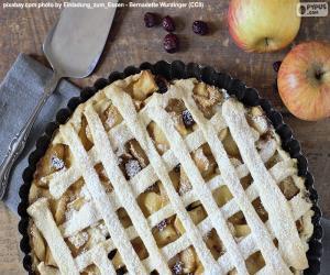 Puzle Torta de maçã