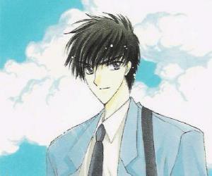 Puzle Toya Kinomoto é o irmão mais velho de Sakura