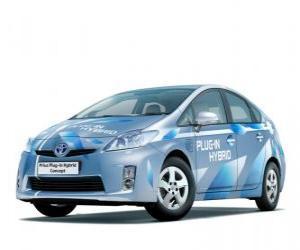 Puzle Toyota Prius Plug-in Hybrid Concept (2009)