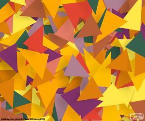 Puzle Triângulos