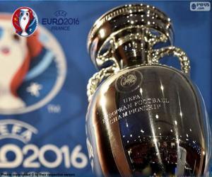Puzle Troféu, Euro 2016