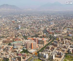Puzle Trujillo, Peru