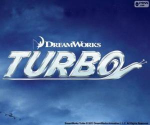 Puzle Turbo, o logo do filme