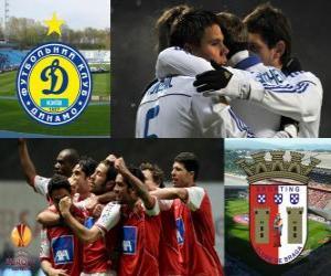 Puzle UEFA Champions League, quartos-de-final em 2010-11, Dynamo Kyiv - Braga