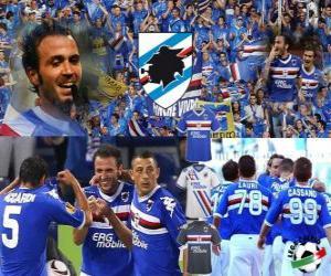 Puzle Unione Calcio Sampdoria