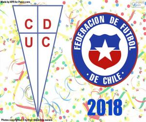 Puzle Universidad Católica, campeão 2018
