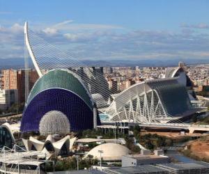 Puzle Valencia, Espanha