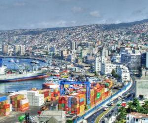 Puzle Valparaíso, Chile