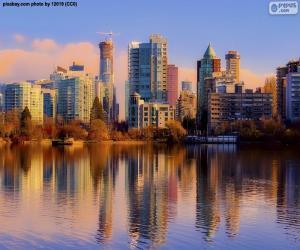 Puzle Vancouver, Canadá