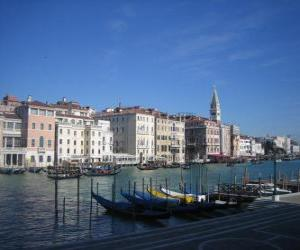 Puzle Veneza, Itália