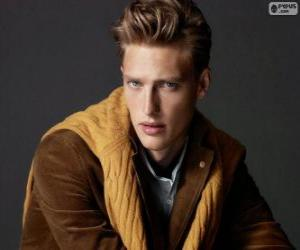 Puzle Victor Nylander, modelo dinamarquês