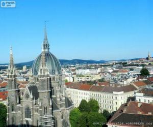 Puzle Viena, Áustria