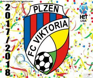 Puzle Viktoria Plzen, HET liga 2017-18
