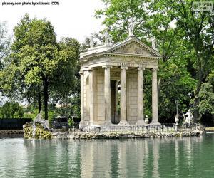 Puzle Villa Borghese