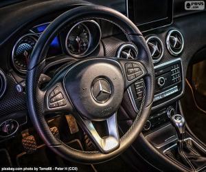 Puzle Volante de Mercedes-Benz