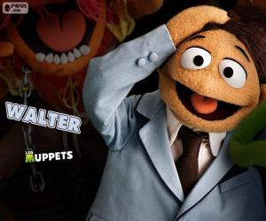 Puzle Walter dos Muppets