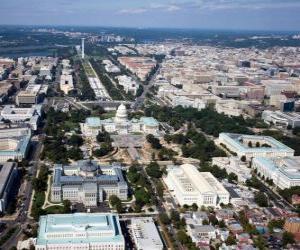 Puzle Washington, D.C., Estados Unidos