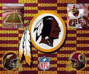Puzle Washington Redskins