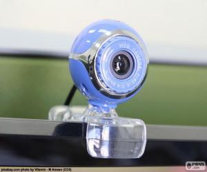 Puzle Webcam