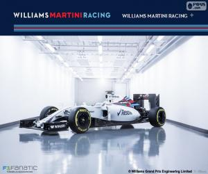 Puzle Williams F1 Team 2016