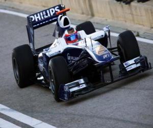 Puzle Williams FW32