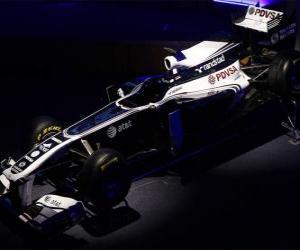 Puzle Williams FW33 - 2011 -