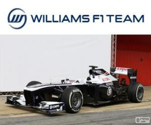 Puzle Williams FW35 - 2013 -
