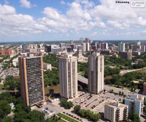 Puzle Winnipeg, Canadá
