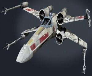 Puzle X-Wing Alliance