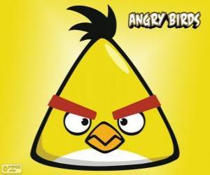 Puzle Yellow Bird (Pássaro Amarelo)