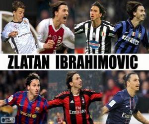 Puzle Zlatan Ibrahimović