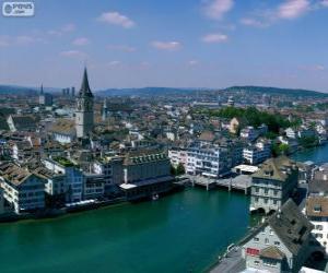 Puzle Zurique, Suíça
