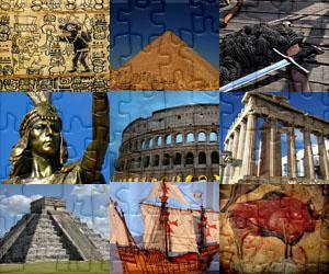 Puzzles de História