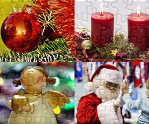 Puzzles de Natal