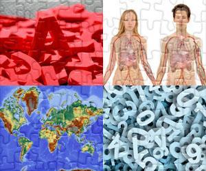 Puzzles de Educação