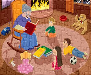 Puzzles de Contos infantis