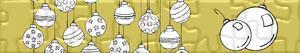 Puzzles de Bolas de Natal