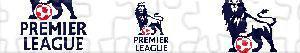 Puzzles de Bandeiras e Escudos de Campeonato da Inglaterra de Futebol - Premier League