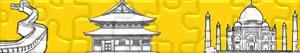 Puzzles de Monumentos e outros pontos turísticos na Ásia